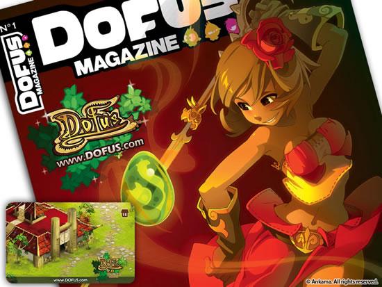 Dofus Magazine Número 1