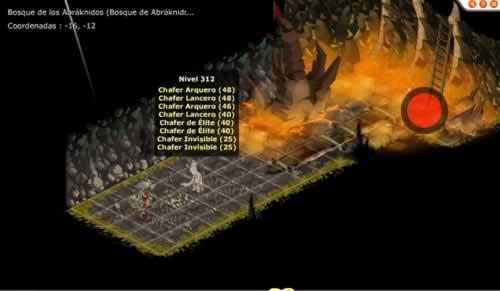 Chafers del Bosque Abraknido 015