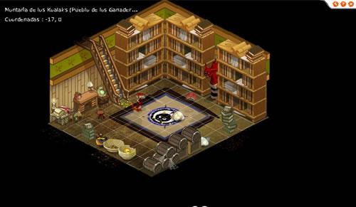 Biblioteca Oculta del Pueblo de los Ganaderos 003